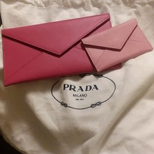 New Prada wallet set